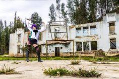 Personaje: Saeko  Cosplayer: Angie Call www.williamduque.com