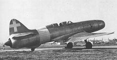 Campini Caproni N1, 27 August, 1940