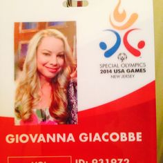 Honored to be volunteering at the 2014 Special Olympics. Good luck to these inspiring athletes!! by giovannagiacobbe