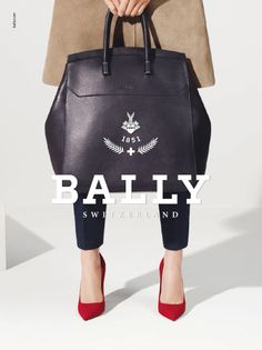 SS14 Advertising Campaign: Women's Collection   www.bally.com