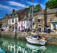 Padstow, Cornwall.