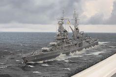 1/350 USS Indianapolis (Academy)