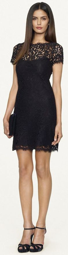 Little Black Dress BY Ralph Lauren