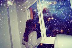 Everybody's starry eyed...