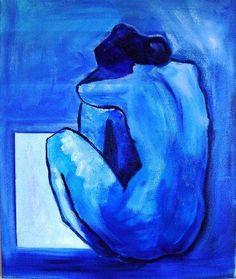 Azul Période de Picasso venamimundo.com