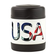 Usa Food Container