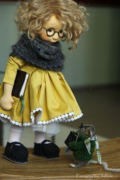 Helena natural fiber art doll by lalinda – Artofit Pretty Dolls, Beautiful Dolls, Ag Dolls, Doll Toys, Knitted Washcloths, Baby Boutique Clothing, Doll Tutorial, Waldorf Dolls, Fairy Dolls