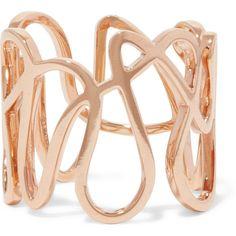 Repossi Berbre 18karat gold ring Womens Size 56 2595