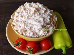 Sandwich Fillings, Czech Recipes, Tzatziki, Raspberry, Salads, Sandwiches, Recipies, Good Food, Lunch Box