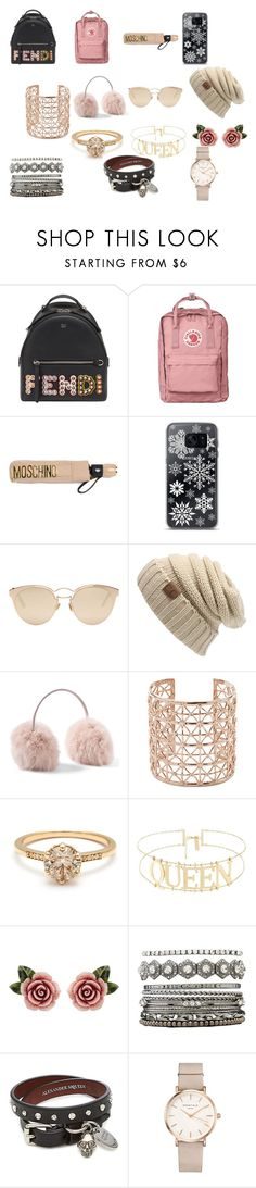 """Wrestling Attire 2 Part 2"" by wrestling-nerd on Polyvore featuring Fendi, Moschino, Samsung, Christian Dior, Co.Ro, Dolce&Gabbana, Charlotte Russe, Alexander McQueen and ROSEFIELD"