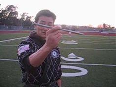 Shuriken throw 60 feet (slow motion3)