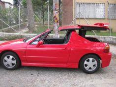 Honda CRX Del Sol 1.6 Convertible (1993)