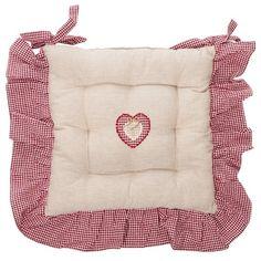 galette de chaise prune galette de chaises confortables coussins et galette de chaise. Black Bedroom Furniture Sets. Home Design Ideas