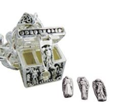 Trinity of Angels Peace,Promise, Protection Angels, Trinity of Angels,Necklace,Bracelet,And Figurines