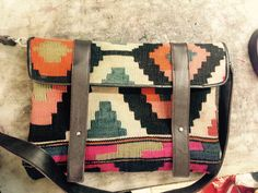 Kohar's Collection  Armenian carpet bags.