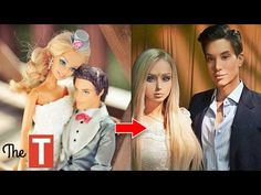 10 People Who Became Real Life Barbie And Ken Dolls