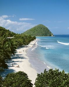 DESTINATION #1 Tortola, British Virgin Islands