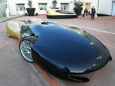 ルイジ·コラーニ:空気力学的なレースcars3