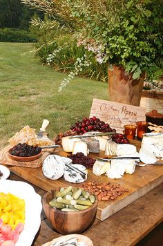 Fabulous Recipe: The Well Curated Cheese Plate (Kaasschotel Cheese Plate)