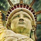 Statue Of Liberty by catlady1961