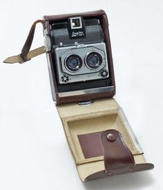 Iso-Duplex-Super-120-stereo-camera-made-in-Italy-Near-mint-Conditions