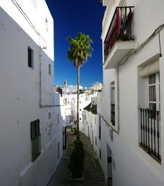 White Villages in Andalucia, Photo by Robin Graham
