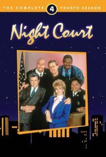 Night Court.  Yes, I know this is an old show and it hasn't been on the air for years, but it's still one of my favorites.