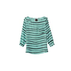 Kelly Wearstler Official Store - Palermo Top ($171) ❤ liked on Polyvore