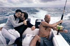 Willis, Moore and Kutcher - Vanity Fair, 2007