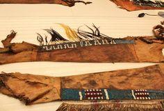 Pitt Rivers Blackfoot Leggings Photographs   Blackfoot Digital Library