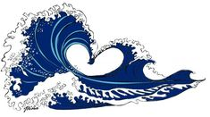 I love the love wave. Artist and designer from Ucluelet.