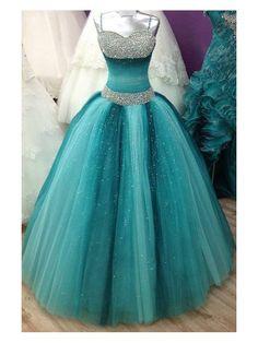 Vestidos novia multi-colores abalorios / vestido de baile - (Callmelady®) Callmelady.com