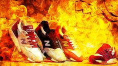 New Balance Praises Trump, and Angry Consumers Are Burning Their Shoes in Protest