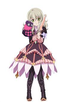 バンナム、『テイルズ オブ アスタリア』でHappy Elements『メルクストーリア』とコラボ実施 コラボ限定描き下ろしキャラが手に入る | Social Game Info Game Character, Character Concept, Character Design, Tales Of Xillia, Plastic Memories, Anime Traps, Tales Series, Familia Anime, Fire Emblem Fates