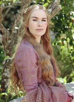 Cersei Lannister from The Game of Thrones