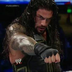 I am with Roman Reigns, no matter what.