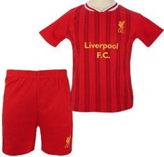 2013/14 Season Liverpool Baby Kit T-Shirt and Shorts Set - £11.99 3 months - 3 years