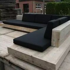 Couch idea for covering the exposed septic filter (Darin Bradbury)