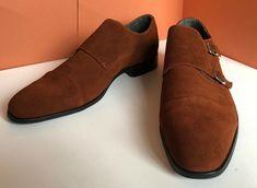 eda58d679 Stacy Adams Men s Slocomb Cap Toe Double Monk Strap Cognac 25103-221   fashion  clothing  shoes  accessories  mensshoes  dressshoes (ebay link)