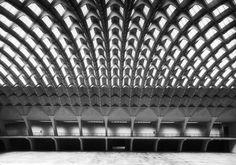 Exhibition Hall - Pier Luigi Nervi
