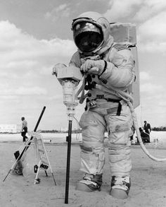 Everyday Things You Didn't Know Were Invented By NASA Cordless, battery-powered tools, invented by Black & Decker and NASA in the early 1960s. These researchers were crucial to building the lightweight drill that Apollo astronauts used on Moon