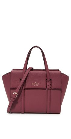 Kate Spade New York Women's Daniels Drive Small Abigail Satchel, Loden, One Size Tumi, Kate Spade Handbags, Satchel Handbags, Kendall And Kylie, Cambridge Satchel, Cynthia Rowley, Zac Posen, Herschel, Phillip Lim
