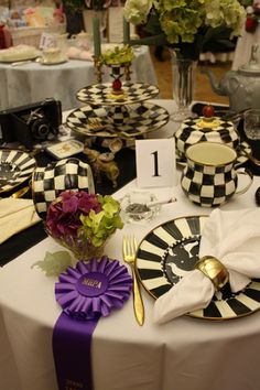 Tablescapes |