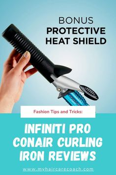 Check out the best pick for curling hair product. The Infiniti pro gives your hair that added smooth, flowy, and beautiful curls while making use of the most all-natural ions for natural, emitting hair beam. Whether you have directly, thick, short, or long hairs, Infiniti pro-Conair can make your hair appearance gorgeous. #howtocurling #hairstylescurls #curlingbob #curlingstylers #curlingtips #curlingyourhair #curlinghairtips #curlingironsforlonghair Curling Iron Hairstyles, Curled Hairstyles, Curling Iron Tips, Iron Reviews, Curls, Smooth, Long Hair Styles, Natural, Check