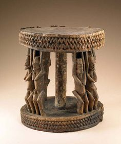 Stool: Dogon peoples Walt Disney-Tishman Collection, National Museum of African Art (Smithsonian)