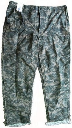 BYO Ghillie Sniper Sniper Pants