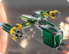 Bounty Hunter™ Assault Gunship. I have this ship. quite cool