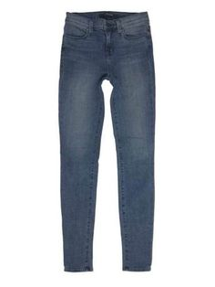 90a52ac5 Details about J Brand Maria High Rise Super Skinny Jeans In Photo Ready  Vanity Womens Size 24