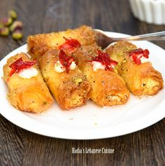 Znoud El Sit | Hadias Lebanese Cuisine