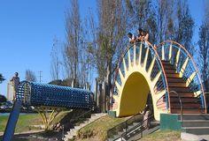 Dennis the Menace Park -- Monterey CA